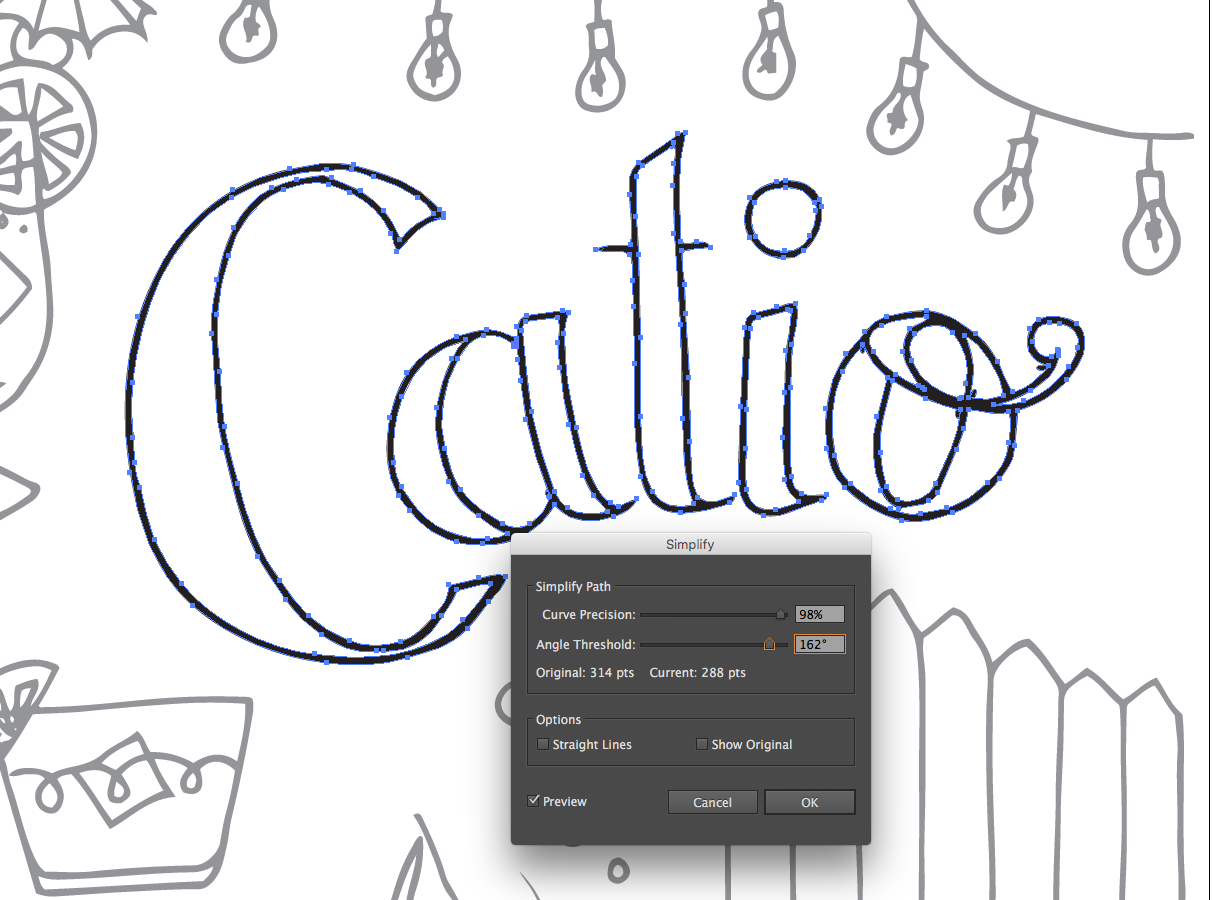 Catio Pawty Simplify Tool