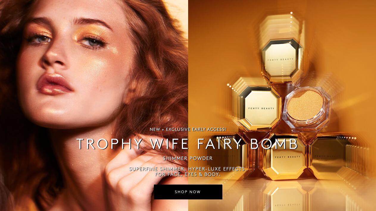 Fenti Beauty Campaign