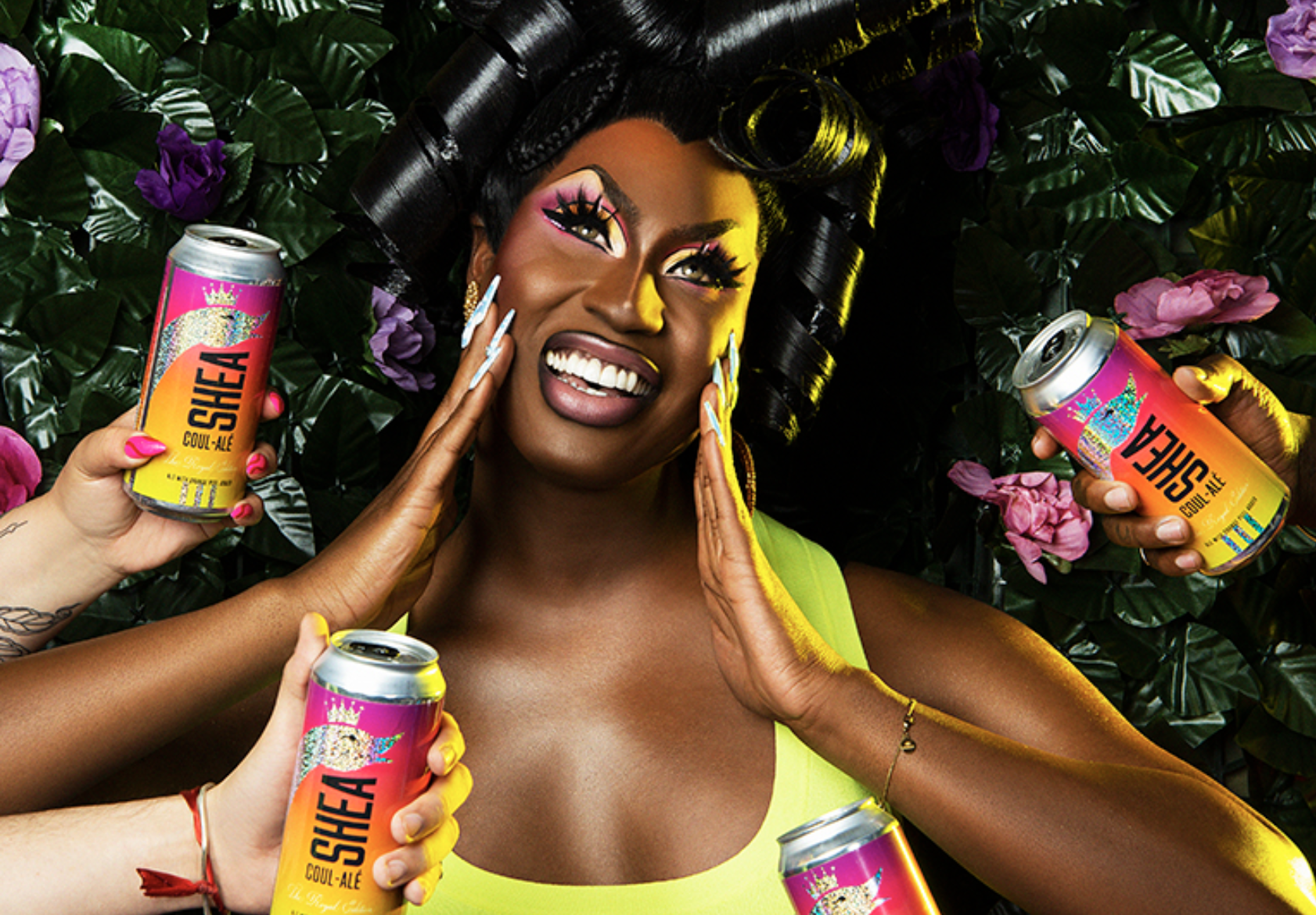 shea coulee and shea cool ale